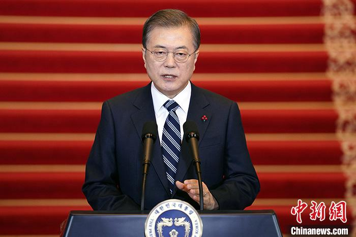 """South Korea's ruling party defeated in the local by-election Moon Jae-in: """"Accept accountability"""""""