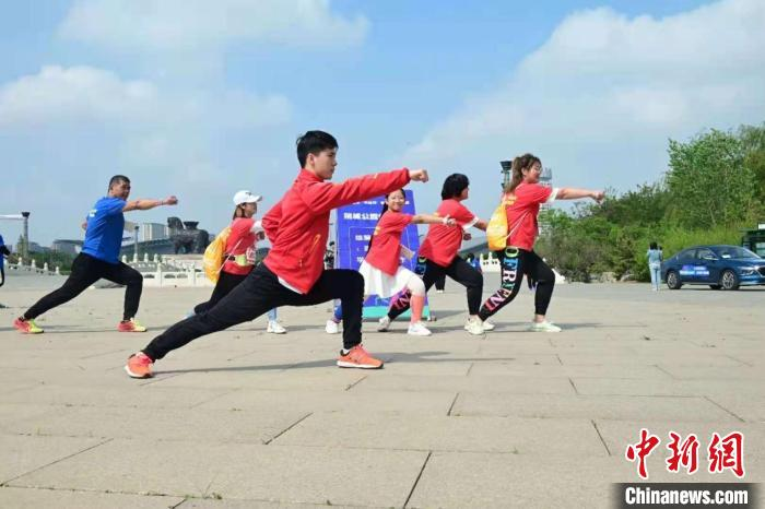 """2021 Cangzhou """"Grand Canal"""" City Oriented Crossing Competition kicks off"""