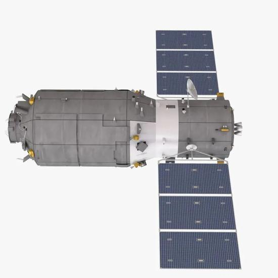 Global inventory of cargo spacecraft: Where is the Tianzhou-2?