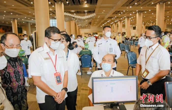 The Indonesian military will assist in the implementation of the country's vaccination plan