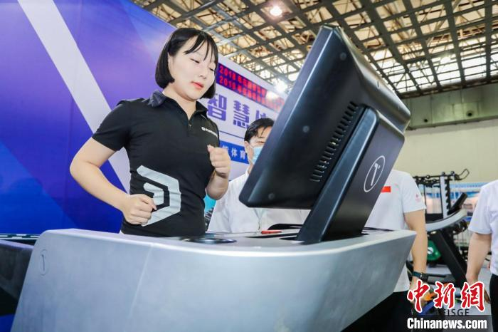 2021 Langfang Sporting Goods and Equipment Exhibition opens to boost the integrated development of the Beijing-Tianjin-Hebei sports industry