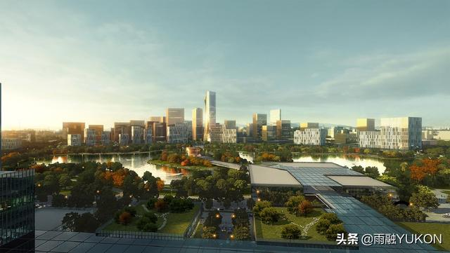 A new city costing 1,152 billion yuan:it is based on a ghost city and plans to become a world-class city