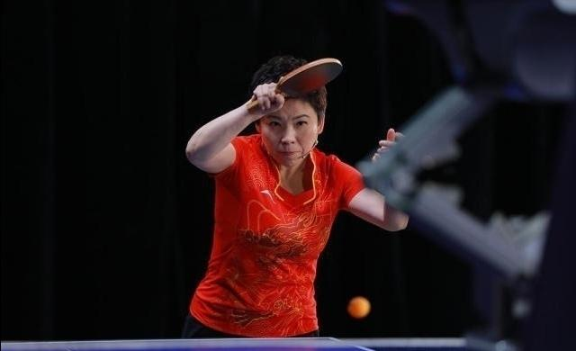 Which Chinese players have won the Grand Slam Table Tennis Championships?