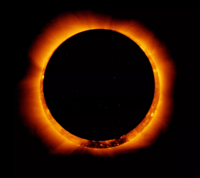 """The """"Ring of Fire"""" solar eclipse will be staged on June 10th, only visible in a few areas"""