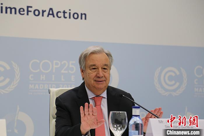 UN Secretary-General Guterres re-elected, second term begins in January 2022