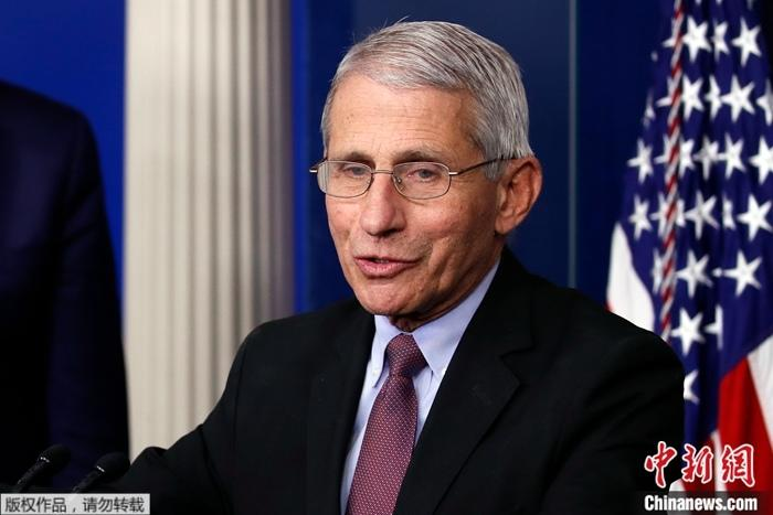 Vaccination slows down due to the rebound of the epidemic Fauci: U.S. fight against the epidemic is in the wrong direction