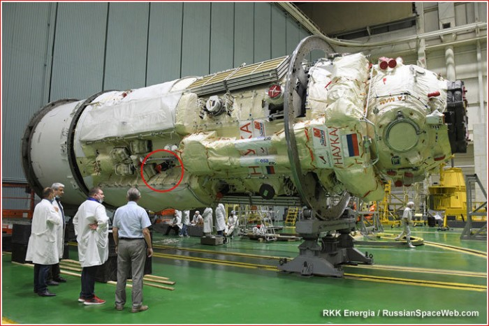 """Russian """"Science"""" experimental module will inject new vitality into the International Space Station"""