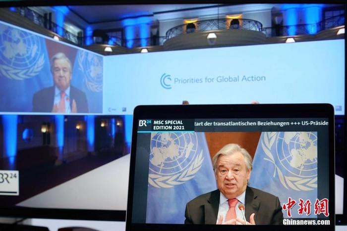 Secretary-General of the United Nations: New Crown Epidemic Raises Educational Risks Globally