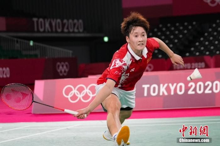 The Tokyo Olympics National Badminton Examination reaches the standard Zhang Jun values the growth of young players