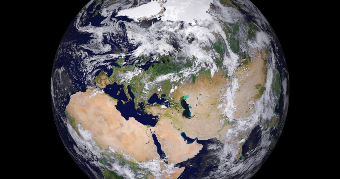 ESA and NASA sign a statement of intent to join forces to tackle the global challenge of climate change