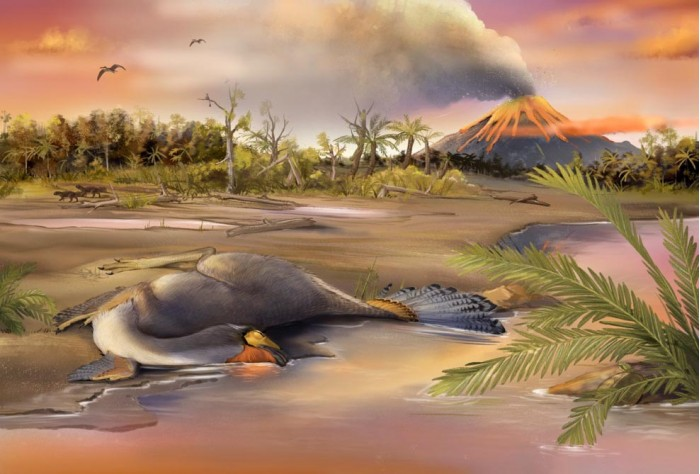 Scientists found potential residues of primitive dinosaur DNA in well preserved dinosaur cells