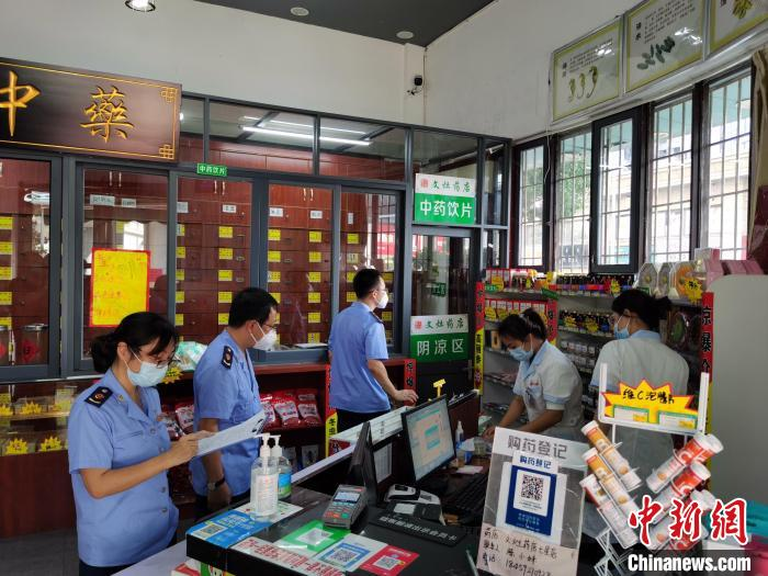 Xiamen ensures the safety of food, drugs and special equipment in the first unsealed community