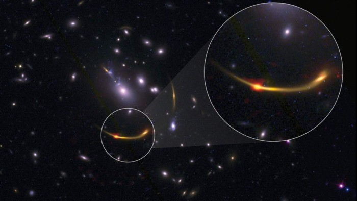 Astronomers found six early galaxies that ran out of fuel