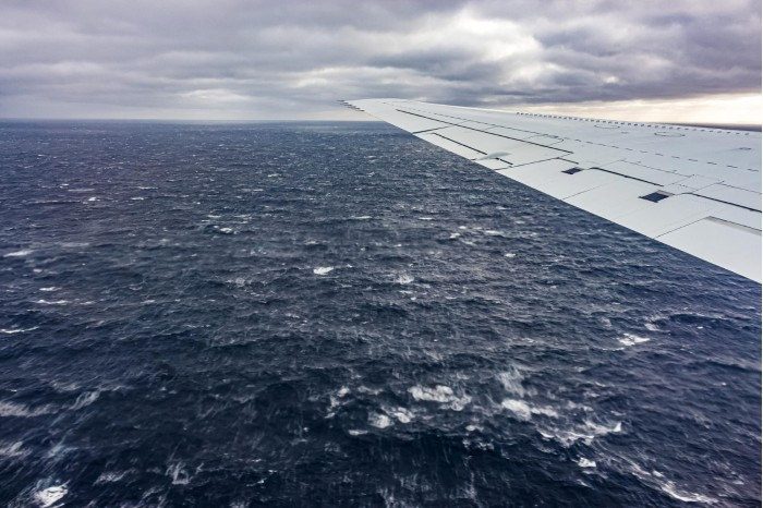 New research has found that more than 1 / 3 DMS emitted from the ocean does not help form new clouds