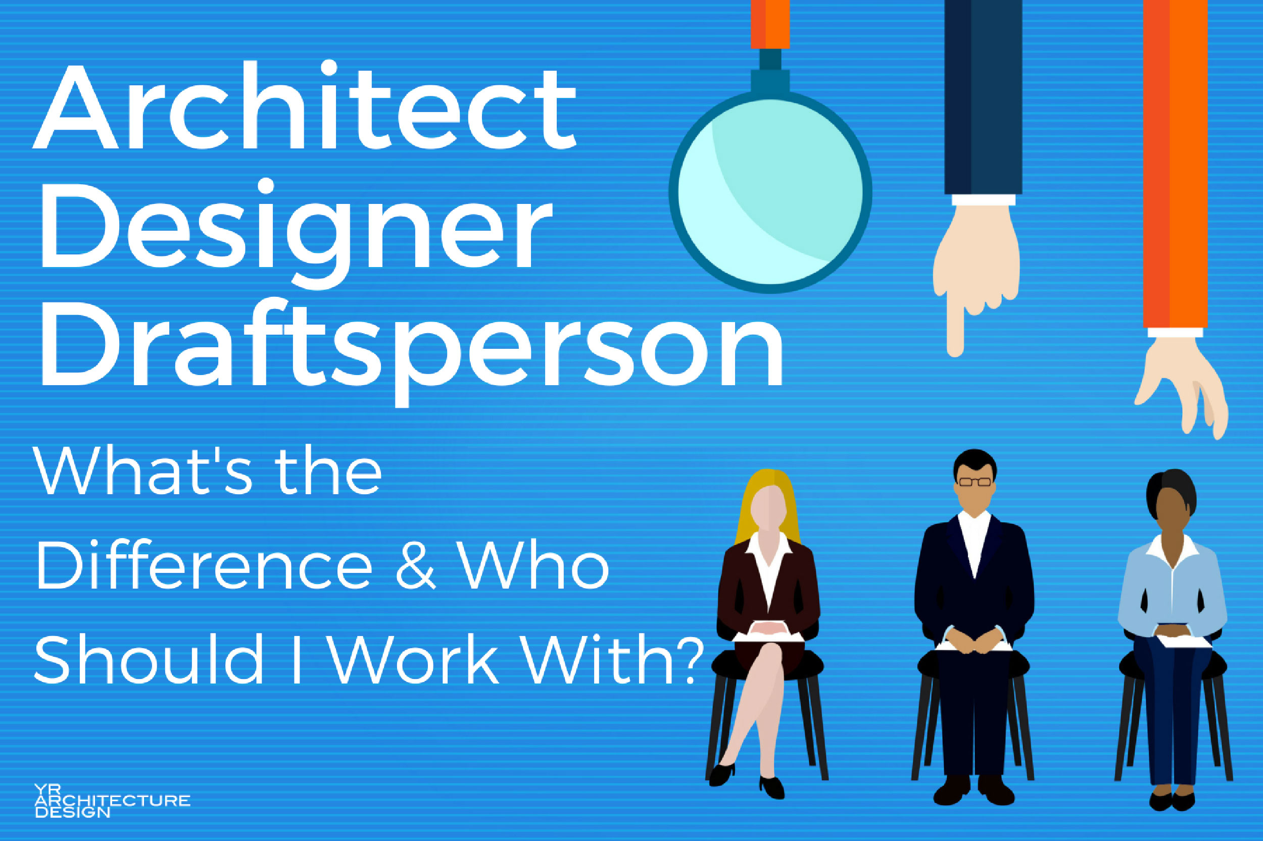 What 39 S The Difference Between An Architect A Designer