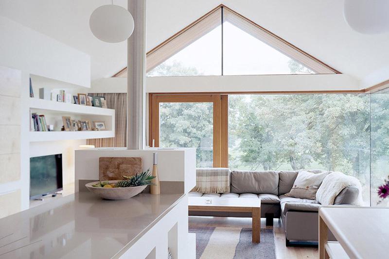 Design Strategies For Small Modern Homes   Open Floor Plan