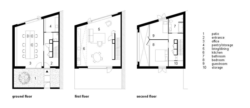 Awesome 5 Characteristics Of Modern Minimalist House Designs Largest Home Design Picture Inspirations Pitcheantrous