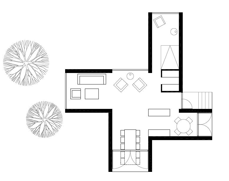 of simple minimalist house plans