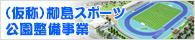 (仮称)柳島スポーツ公園整備事業