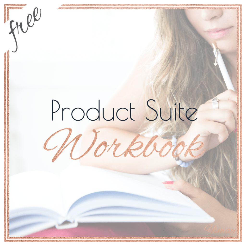 Plan your Product Suite