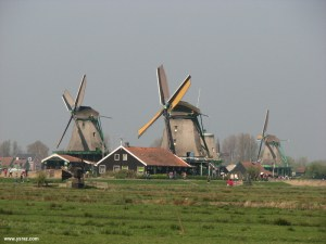 סאנסה-שחאנס, הולנד