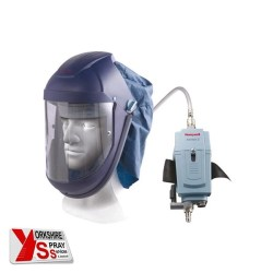 Yorkshire Spray Services Ltd - Air Fed Mask Honeywell Airvisor MV2 Chemical Kit