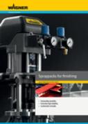 Yorkshire Spray Services Ltd - Wagner Finishing SprayPack Brochure