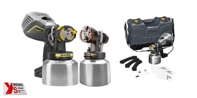 Yorkshire Spray Services Ltd - Finish Control 3500 Set Product Shot
