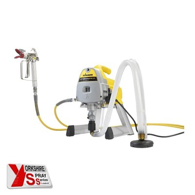 Yorkshire Spray Services Ltd - Project Pro 117