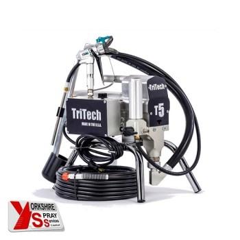 Yorkshire Spray Services Ltd - TriTech T5 Skid