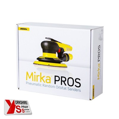 Yorkshire Spray Services Ltd - Mirka PROS 650DB Boxed