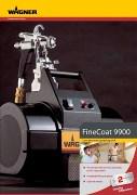Open Wagner HVLP Fine Coat 9900 Brochure