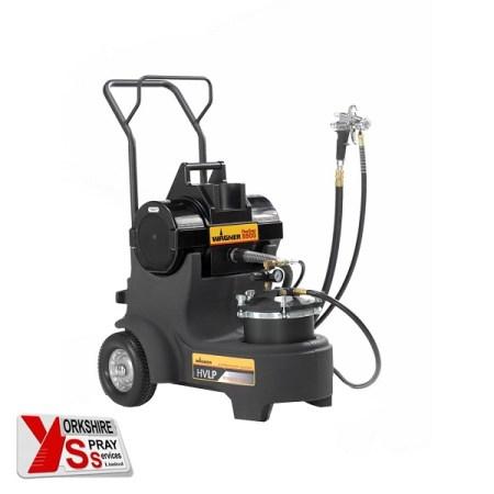 Yorkshire Spray Services Ltd - Wagner Fine Control 9900 Power Cart