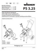 Yorkshire Spray Services Ltd - Wagner PS 3.25 Manual