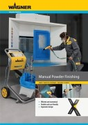Yorkshire Spray Services Ltd - Wagner Powder Manual Application Brochure