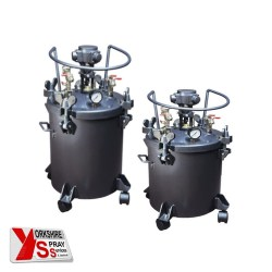 Yorkshire Spray Services Ltd - Q-Tech Pressure Pots - Air Agitator