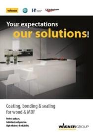 Yorkshire Spray Services Ltd - Coating, Bonding & Sealing for Wood & MDF Brochure