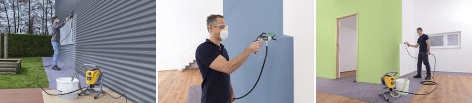 Yorkshire Spray Services Ltd - Wagner Control Pro HEA 250M