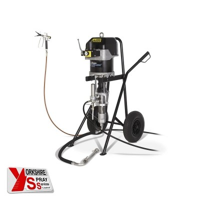Yorkshire Spray Services Ltd - Wagner Jaguar 75_150 Airless Spray Pack