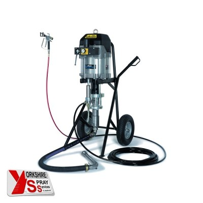 Yorkshire Spray Services Ltd - Wagner Tiger 72_300 Airless Spray Pack