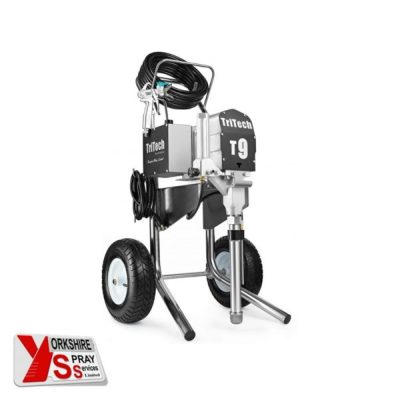 Yorkshire Spray Services Ltd - TriTech T9 Trolley