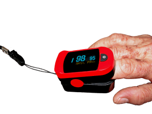 pulse oximeter for sleep apnead