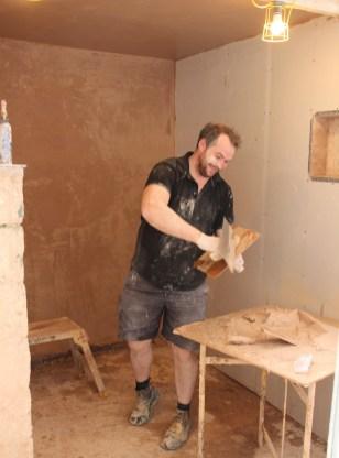 Plastering skills