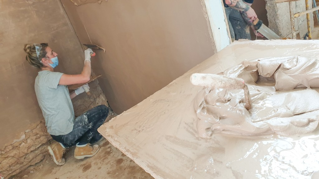 Gemma YTA Plastering Course Reviews