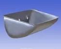 SS Steel Bucket
