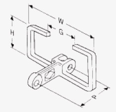 chain frame attachment