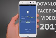 HOW TO DOWNLOAD FACEBOOK VIDEOS WITHOUT ROOT