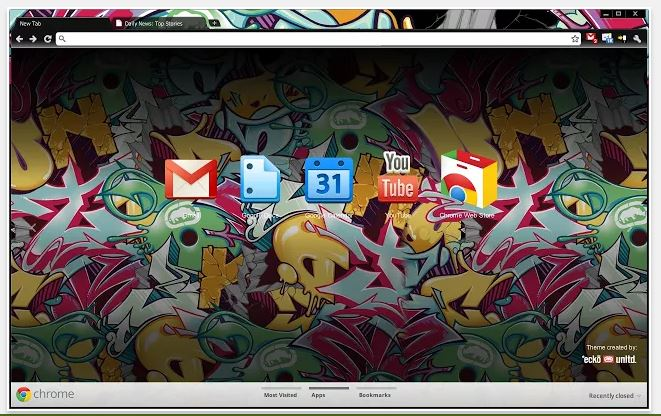 Best Google Chrome Themes to Use YTECHB - Android Tips & Tricks, iOS