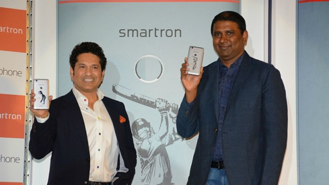 Sachin Tendulkar Phone Launched by Smartron: Price, Specifications and More