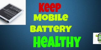 Best Tips to Keep Mobile Battery Healthy